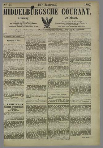 Middelburgsche Courant 1887-03-22