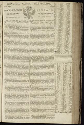 Middelburgsche Courant 1801-11-19