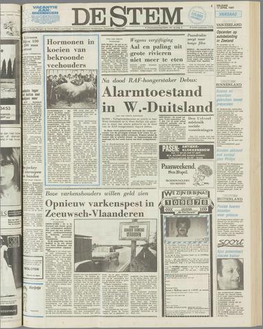 de Stem 1981-04-17