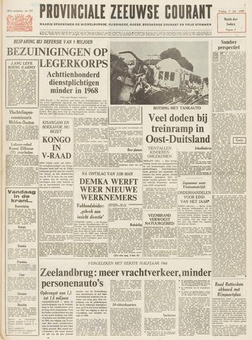 Provinciale Zeeuwse Courant 1967-07-07