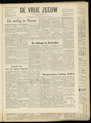 de Vrije Zeeuw 1950-08-17