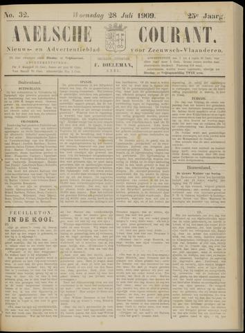 Axelsche Courant 1909-07-28