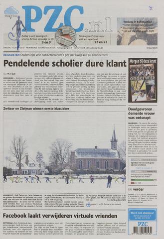 Provinciale Zeeuwse Courant 2010-01-12