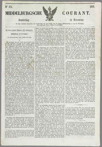 Middelburgsche Courant 1872-11-14
