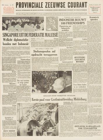 Provinciale Zeeuwse Courant 1965-08-10