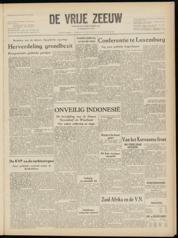 de Vrije Zeeuw 1952-09-10