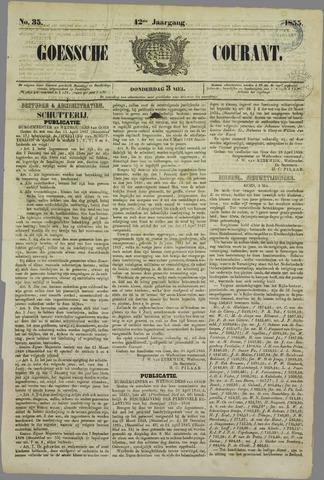 Goessche Courant 1855-05-03
