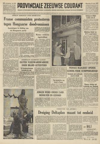 Provinciale Zeeuwse Courant 1957-06-24