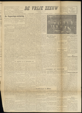 de Vrije Zeeuw 1946-07-06
