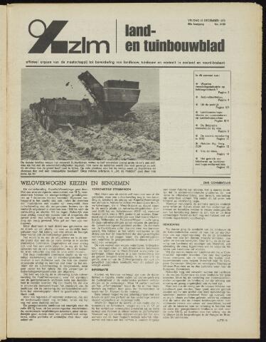 Zeeuwsch landbouwblad ... ZLM land- en tuinbouwblad 1972-12-15