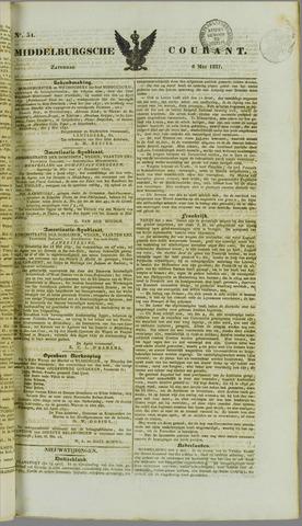 Middelburgsche Courant 1837-05-06