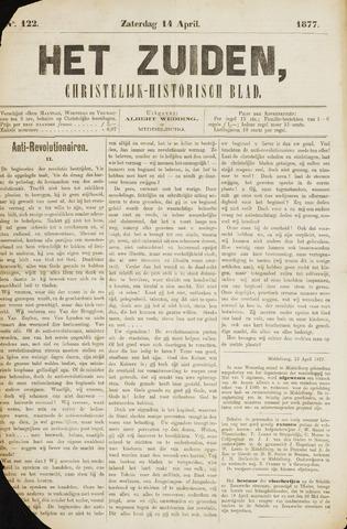 Het Zuiden, Christelijk-historisch blad 1877-04-14