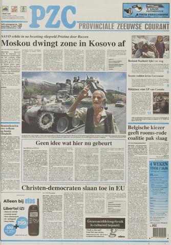Provinciale Zeeuwse Courant 1999-06-14