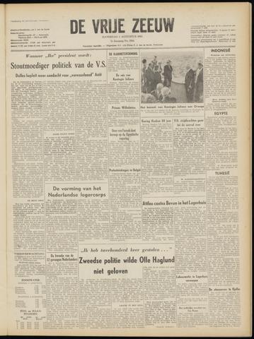 de Vrije Zeeuw 1952-08-02