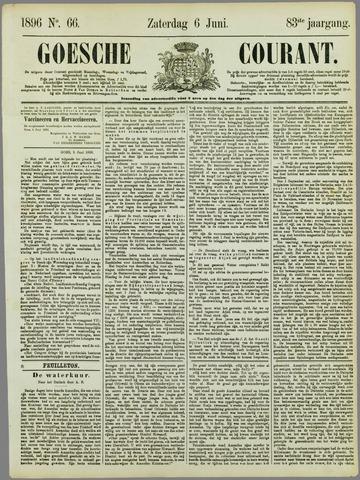 Goessche Courant 1896-06-06