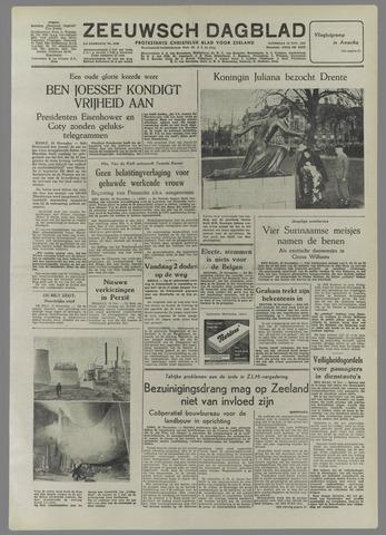Zeeuwsch Dagblad 1955-11-19