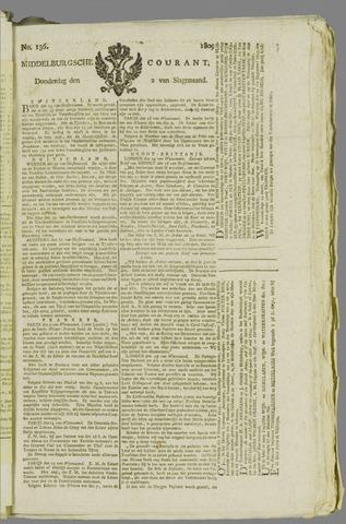 Middelburgsche Courant 1809-11-02
