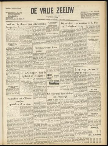 de Vrije Zeeuw 1957-06-20
