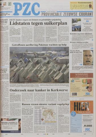 Provinciale Zeeuwse Courant 2005-10-26