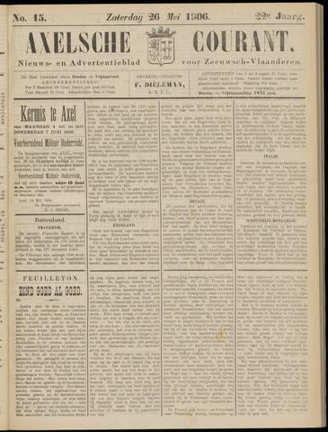 Axelsche Courant 1906-05-26