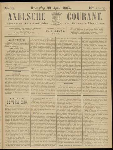 Axelsche Courant 1903-04-22