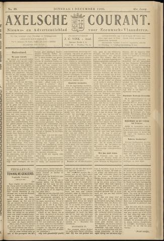 Axelsche Courant 1925-12-01