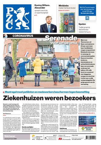Provinciale Zeeuwse Courant 2020-03-21