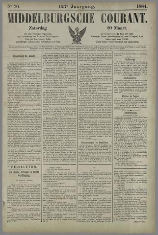 Middelburgsche Courant 1884-03-29