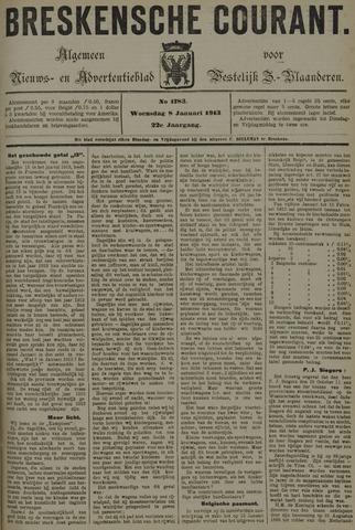 Breskensche Courant 1913-01-08