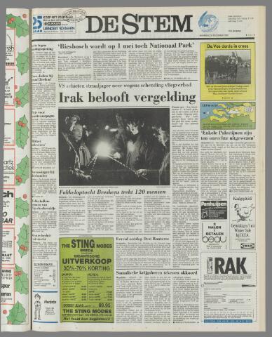 de Stem 1992-12-28