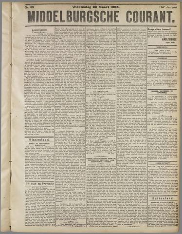Middelburgsche Courant 1922-03-22