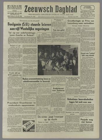 Zeeuwsch Dagblad 1956-06-09