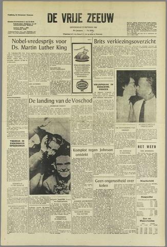 de Vrije Zeeuw 1964-10-15