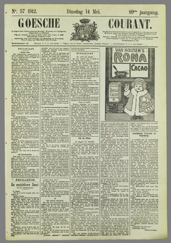Goessche Courant 1912-05-14