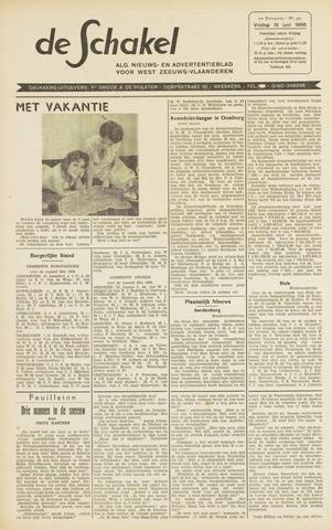 De Schakel 1956-06-15