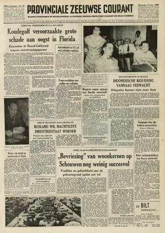 Provinciale Zeeuwse Courant 1956-01-16