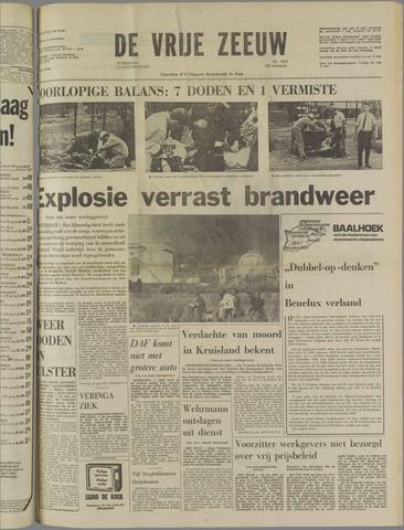 de Vrije Zeeuw 1971-08-11