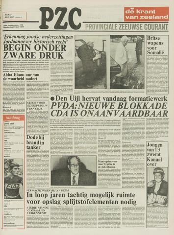 Provinciale Zeeuwse Courant 1977-07-28