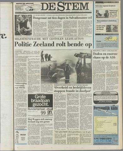 de Stem 1989-11-29