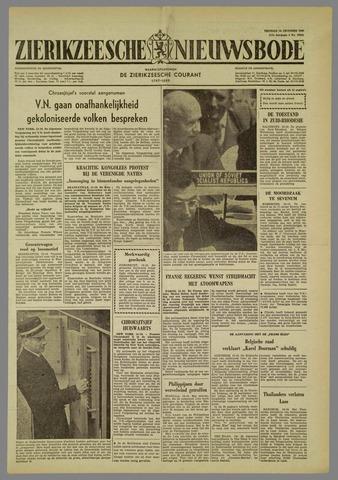 Zierikzeesche Nieuwsbode 1960-10-14
