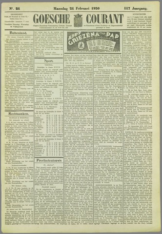 Goessche Courant 1930-02-24