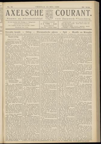 Axelsche Courant 1938-05-13