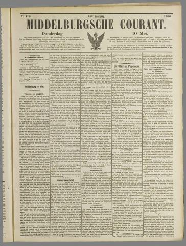 Middelburgsche Courant 1906-05-10