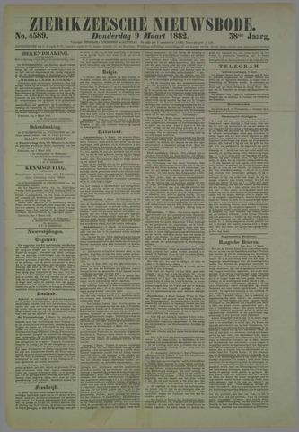 Zierikzeesche Nieuwsbode 1882-03-09
