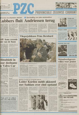 Provinciale Zeeuwse Courant 1991-04-25