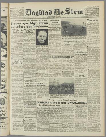 de Stem 1950-03-06