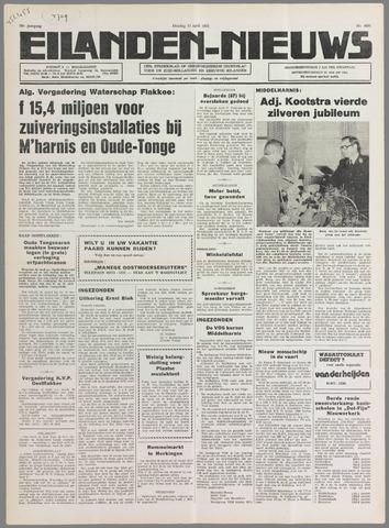 Eilanden-nieuws. Christelijk streekblad op gereformeerde grondslag 1978-04-11