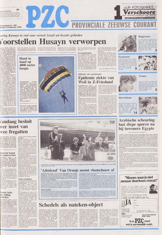 Provinciale Zeeuwse Courant 1990-08-13