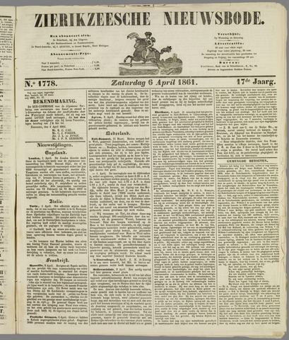 Zierikzeesche Nieuwsbode 1861-04-06