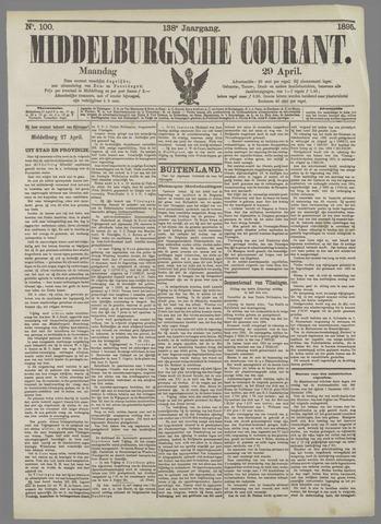 Middelburgsche Courant 1895-04-29